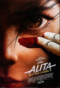 "Movie Posters:Science Fiction, Alita: Battle Angel (20th Century Fox, 2019). Rolled, Very Fine+. International One Sheet (27"" X 40"") DS Advance Style A. Sc..."