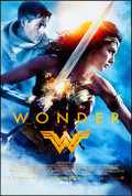 """Movie Posters:Action, Wonder Woman (Warner Brothers, 2017). Rolled, Very Fine+. One Sheet (27"""" X 40"""") DS, Advance. Action.. ..."""