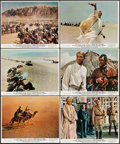 "Movie Posters:Academy Award Winners, Lawrence of Arabia (Columbia, R-1971). Very Fine. Mini Lobby Cards (11) (8"" X 10""). Academy Award Winners.. ... (Total: 11 Items)"