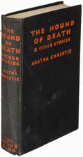 Books:Mystery & Detective Fiction, Agatha Christie. Two Copies of The Hound of ...