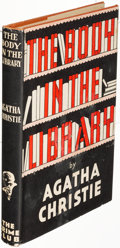 Books:Mystery & Detective Fiction, Agatha Christie. The Body in the Library.