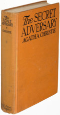 Books:Mystery & Detective Fiction, Agatha Christie. Group of Three Dodd, Mead and Company Books. New York: 1922-1925. First U. S. editions.... (Total: 3 Items)