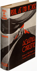 Books:Mystery & Detective Fiction, Agatha Christie. Peril at End House....
