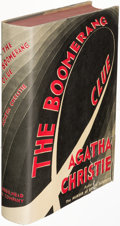 Books:Mystery & Detective Fiction, Agatha Christie. The Boomerang Clue....