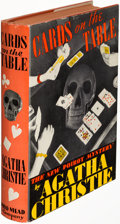 Books:Mystery & Detective Fiction, Agatha Christie. Cards on the Table. New York: 1937. First U. S. edition....