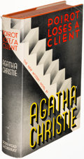 Books:Mystery & Detective Fiction, Agatha Christie. Poirot Loses a Client. New York: 1937. First U. S. edition.. ...