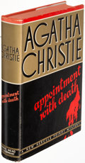 Books:Mystery & Detective Fiction, Agatha Christie. Appointment with Death....