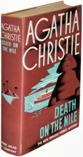 Books:Mystery & Detective Fiction, Agatha Christie. Death on the Nile. New York: 1938. First U. S. edition.. ...