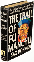 Books:Mystery & Detective Fiction, Sax Rohmer. The Trail of Fu Manchu.