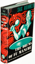 Books:Mystery & Detective Fiction, Sax Rohmer. The Drums of Fu Manchu. Garden City: 1939. First edition.. ...