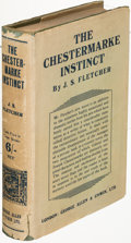 Books:Mystery & Detective Fiction, J. S. Fletcher. The Chestermarke Instinct.