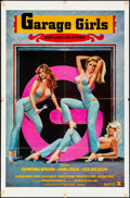 "Movie Posters:Adult, Garage Girls (Cal Vista, 1980). Folded, Fine/Very Fine. One Sheet (27"" X 41""). Adult.. ..."