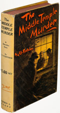 Books:Mystery & Detective Fiction, J. S. Fletcher. The Middle Temple Murder. New York: 1919. First U. S. edition.. ...