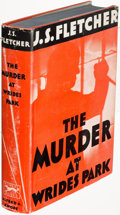 Books:Mystery & Detective Fiction, J. S. Fletcher. Group of Four Ronald Camberwell Books. New York: 1931-1932. First U. S. editions.. ... (Total: 4 )