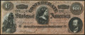 "Confederate Notes:1864 Issues, CT65/491 $100 1864 ""Havana"" Counterfeit About Uncirculated.. ..."
