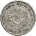 China:Chihli Province, China: Chihli. Kuang-hsü 10 Cents Year 22 (1896) VF30 PCGS,...