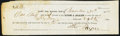 Obsoletes By State:Iowa, Fort Des Moines, IA $16.80 1850 Promissory Note Very Fine-ExtremelyFine.. ...
