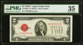 Small Size:Legal Tender Notes, Fr. 1508* $2 1928G Legal Tender Star Note. PMG Choice Very Fine 35.. ...