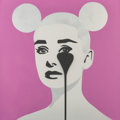 Fine Art - Painting, American:Contemporary   (1950 to present), Pure Evil (Welsh, b. 1968)Audrey Mouse Club...