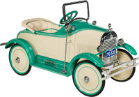 Steelcraft Studebaker Deluxe Roadster Pedal Car, circa 1929 Marks: STEELCRAFT