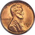 Lincoln Cents, 1951-S 1C MS67+ Red PCGS. CAC....