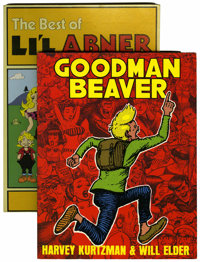 Famous Cartoonist Graphic Novel Group (Various, 1978-97) Condition: Average VF.... (Total: 3)