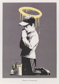 Prints & Multiples:Print, After Banksy . Exit Through the Gift Shop, poster, n.d.. Offset lithograph in colors on paper. 23-1/4 x 16-1/2 inches (5...