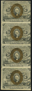 Fractional Currency:Second Issue, Fr. 1232 5¢ Second Issue Very Fine.. ...