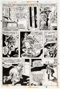 Original Comic Art:Panel Pages, Ross Andru, Mike Esposito, and Dave Hunt Amazing Spider-Man#156 Story Page 6 Original Art (Marvel, 1976)....