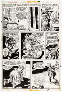 Ross Andru, Mike Esposito, and Dave Hunt Amazing Spider-Man #156 Story Page 6 Original Art (Marvel, 1976)