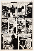 Original Comic Art:Panel Pages, Wally Wood Witching Hour #15 Story Page 3 Original Art (DC, 1971)....