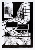 Original Comic Art:Panel Pages, Diego Bernard and Fred Benes Witchblade #158 Story Page 6 Original Art (Image, 2012)....