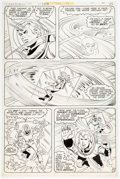 Original Comic Art:Panel Pages, Ramona Fradon and Bob Smith Super Friends #27 Story Pages15-16 Group of 2 Original Art (DC Comics, 1979). ... (Total: 2Original Art)
