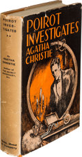 Books:Mystery & Detective Fiction, Agatha Christie. Poirot Investigates. New York: Dodd, Mead and Company, 1925. First U. S. edition. ...