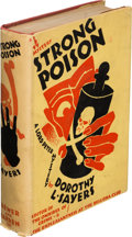 Books:Mystery & Detective Fiction, Dorothy L. Sayers. Strong Poison. New York: Brewer and Warren Inc, [1930]. First edition....