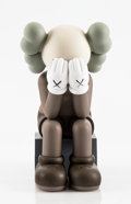 Collectible:Contemporary, KAWS (American, b. 1974). Passing Through Companion (Brown), 2013. Painted cast vinyl. 11-1/2 x 6-1/2 x 7-1/2 inches (29...