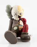 Collectible:Contemporary, KAWS (American, b. 1974). Resting Place Companion, 2012. Painted cast vinyl. 8-1/2 x 9 x 11-1/2 inches (21.6 x 22.9 x 29...