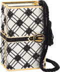 """Luxury Accessories:Bags, Judith Leiber Book Stack Minaudiere. Condition: 2. 5.5"""" Width x 3"""" Height x 2.5"""" Depth. ..."""