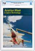 Explorers:Space Exploration, Magazines: Aviation Week & Space Technology Dated March 5, 1979, Directly From The Armstrong Family Collection™, C...