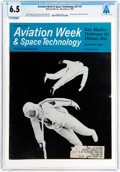 Explorers:Space Exploration, Magazines: Aviation Week & Space Technology Dated November 6, 1967, Directly From The Armstrong Family Collection™...