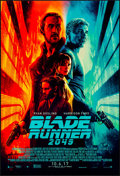 """Movie Posters:Science Fiction, Blade Runner 2049 (Warner Brothers, 2017). Rolled, Very Fine/NearMint. One Sheet (27"""" X 40"""") DS Advance. Science Fiction.. ..."""