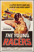 "Movie Posters:Action, The Young Racers (American International, 1963). Folded, Very Fine+. One Sheet (27"" X 41""). Action.. ..."