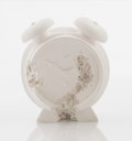 Collectible:Contemporary, Daniel Arsham (American, b. 1980). Clock (FR-03), 2015. Plaster with glass fragments. 5-1/2 x 5 x 2-1/2 inches (14 x 12....