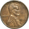Lincoln Cents, 1943 CENT Struck on a Bronze Planchet XF45 PCGS....