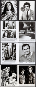 Movie Posters:Miscellaneous, Photo Lot (Various, 1920s-1990s). Overall: Very Fine-. Photos (approx. 831), Mini Lobby Card Sets of 8 (3 Sets), & Mini Lobb... (Total: 856 Items)