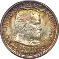 Commemorative Silver, 1922 50C Grant With Star MS66 PCGS....