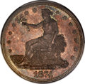 Trade Dollars, 1874 T$1 MS65 PCGS. CAC....