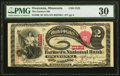 National Bank Notes, Owatonna, MN - $2 1875 Fr. 390 The Farmers National Bank Ch. # 2122 PMG Very Fine 30.. ...