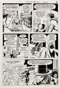 Original Comic Art:Panel Pages, Bob Brown and Murphy Anderson Superboy #175 Page 6 OriginalArt (DC Comics, 1971)....
