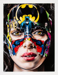 Prints & Multiples:Print, Sandra Chevrier (Canadian, b. 1983). La Cage Je N'ai Pas Peur, 2018. Digital print in colors on Moab paper. 31-1/2 x 24-...